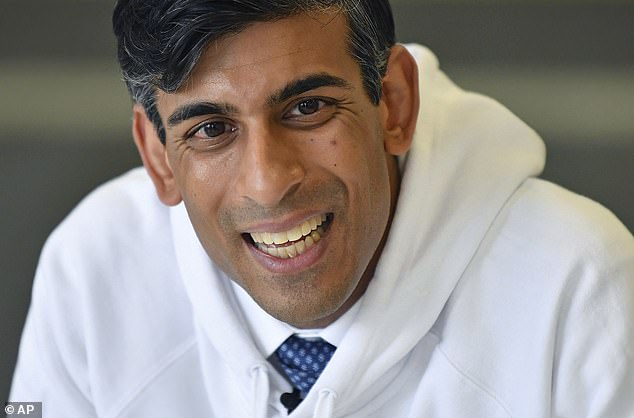 Artisan workers, who often only report small profits, say they 'fell through the gaps' with Chancellor Rishi Sunak's (pictured) self-employment income support scheme (SEISS)
