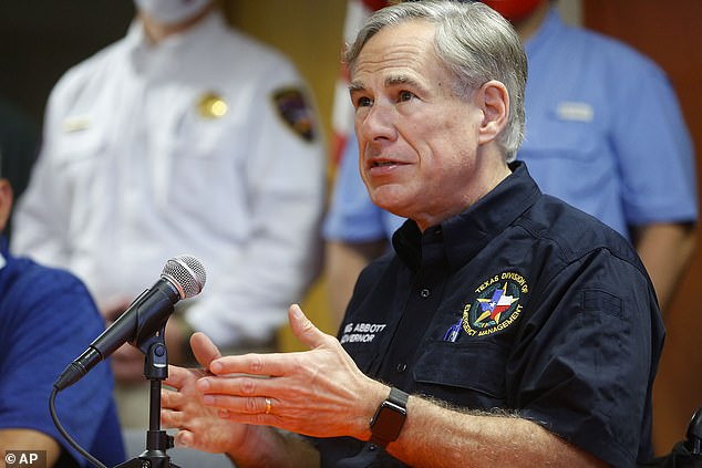 Texas Gov. Greg Abbott (in March) said the state could take over the Austin Police Department in response to the city council's decision to defund the