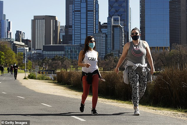 Melbourne will remain under a nightly curfew and people will be unable to leave their homes for non-essential reasons until at least October 26