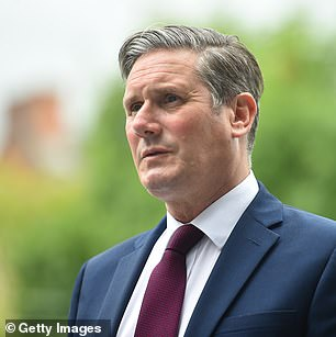 Keir Starmer's Labour has backed the introduction of testing at airports