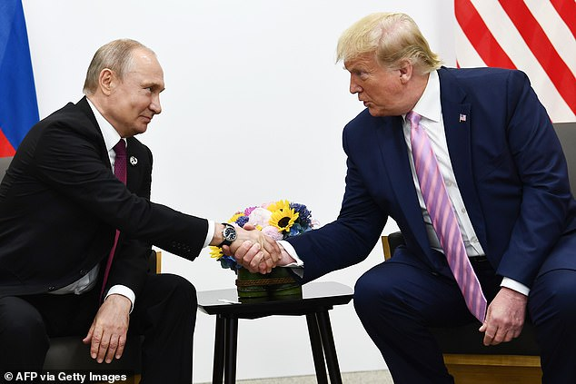 Cohen said that Trump's sycophantic praise of Putin during the 2016 campaign trail began as an effort to secure the oligarch's funds for future business dealings when he lost the election