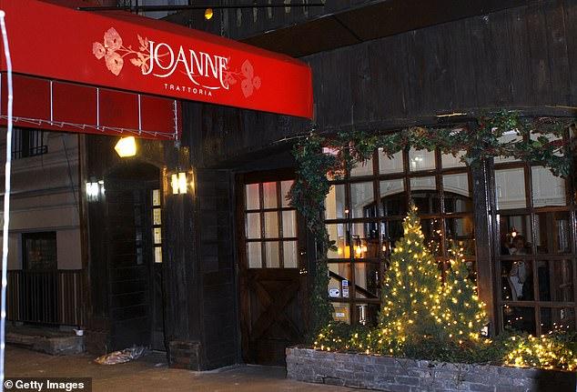 Germanotta owns of Joanne Trattoria in Manhattan and is pop superstar Lady Gaga's dad