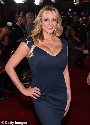 Of all the crises Cohen confronted working for Trump, none proved as vexing as the porn actress Stormy Daniels and her claims of an extramarital affair with Trump, Cohen writes.
