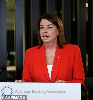 Australian Banking Association chief executive Anna Bligh said borrowers who could service their mortgages had a duty to do so