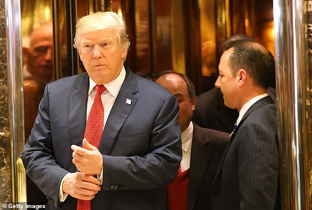 In the weeks he spent as president-elect, Trump met a series of people at Trump Tower