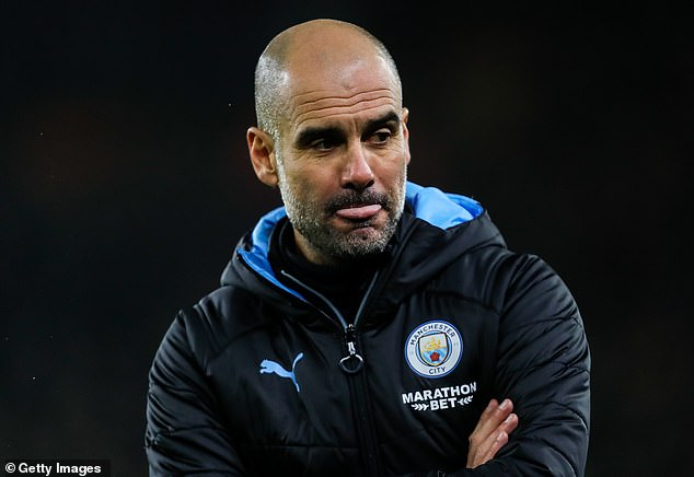 Both positive tests will be a concern for manager Pep Guardiola ahead of the new season