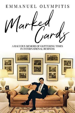 Marked Cards by Emmanuel Olympitis (pictured) (£16) is published by Quartet Books and is available now
