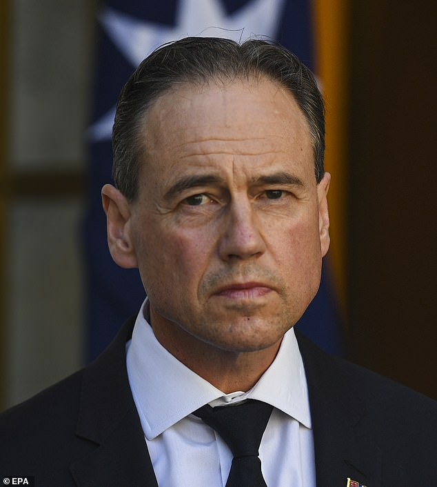 Federal Health Minister Greg Hunt said contact tracing is the solution rather than lockdowns