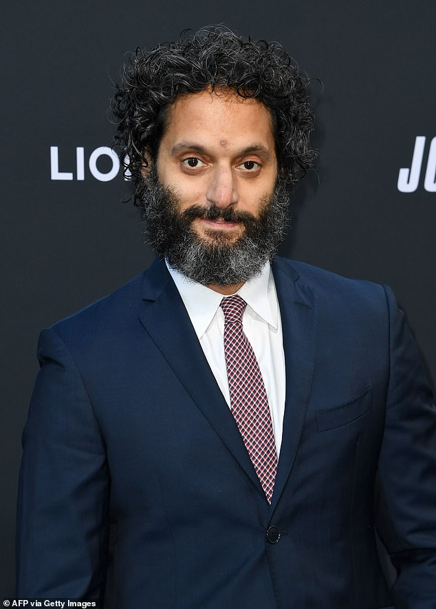 Celeb crush: A man on Reddit said that after his wife admitted a big crush on comedian Jason Mantzoukas, he pretended to be the star and catfished her
