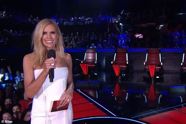 How Sonia Kruger is 'pulling the strings' behind the scenes of The Voice