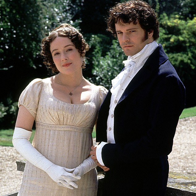 Colin was never sexier than when he was cast as the deep, moody and total sex god that is Fitzwilliam Darcy, the role that set him on the road to fame