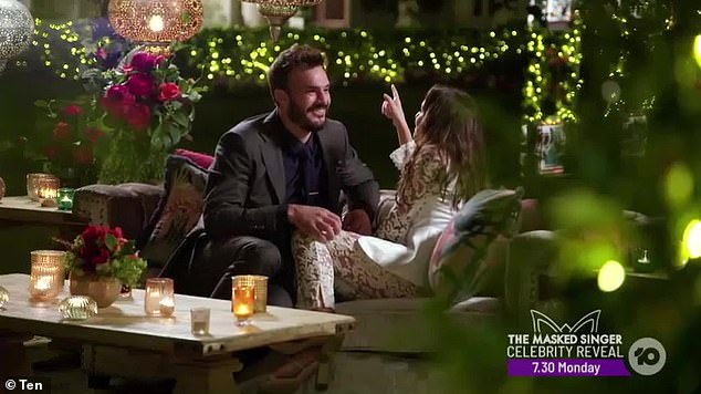 Hiding spots:Carlin Sterritt, who won last year's season of The Bachelorette, recently said there were a few places in the mansion that were hidden from cameras