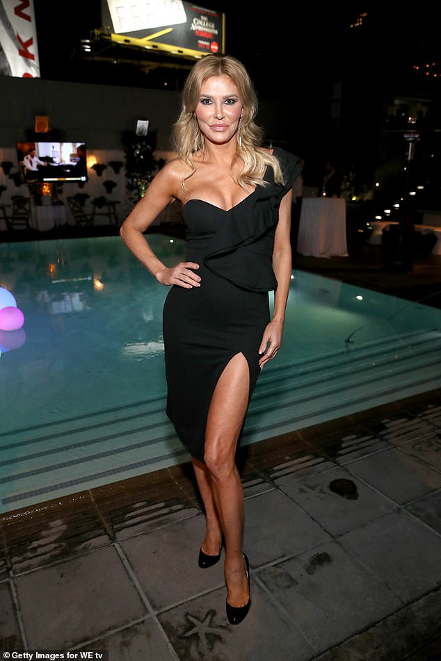 'I just want to move there!' Real Housewives of Beverly Hills star Brandi Glanville says she wants to relocate to Australia one day