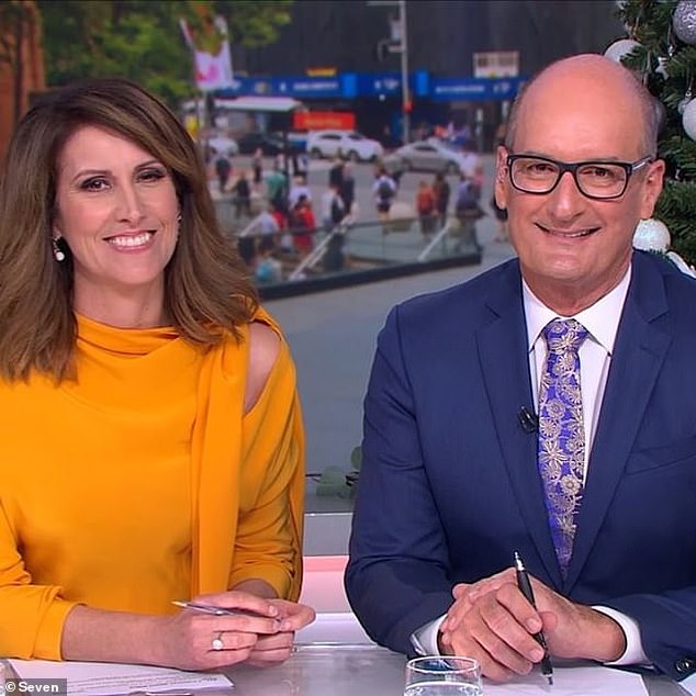 'On our side of the fence, there's been very little change in what we've done for many years and I think people appreciate that'.And yet Sunrise has failed to heed its own advice this year, handing David and Samantha four-day work weeks and frequent one-off absences