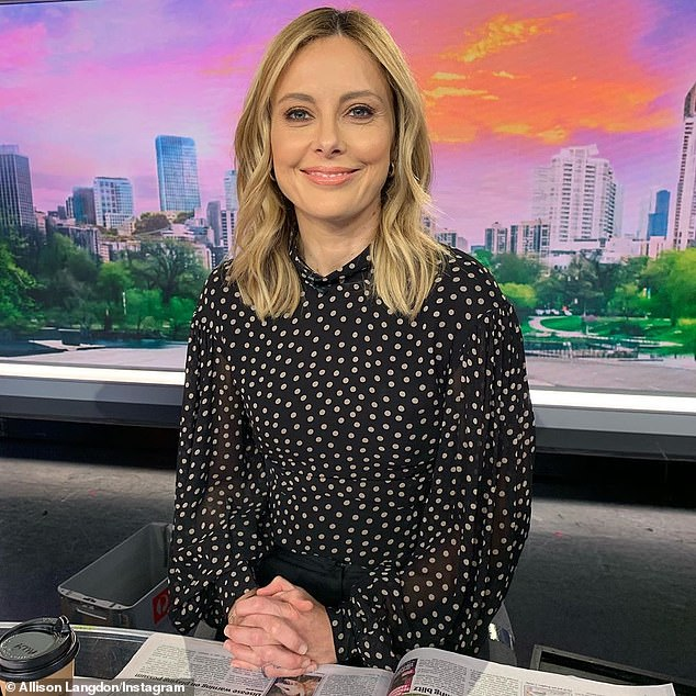 New recruit: In a sensational backflip to begin 2020, Nine re-hired Karl and paired him with popular and charismatic news reporter Allison Langdon.The pair's on-screen chemistry is palpable - and the numbers are starting to reflect it
