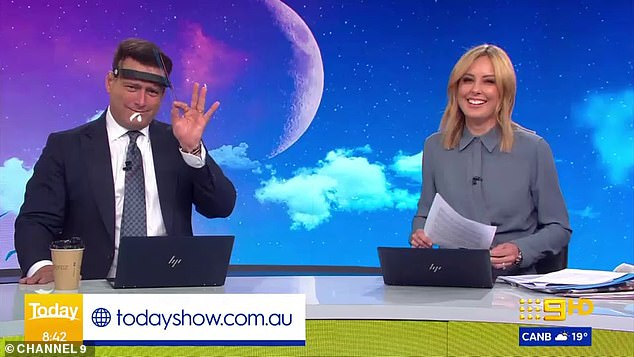 Will they beat the odds? Theonly obstacle inToday's way isthe west coast audience, which has an entrenched preference for Seven's news offering