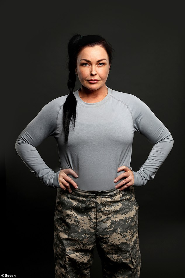 Soon to air: SAS Australia will premiere in October on Channel Seven. Pictured: Schapelle Corby