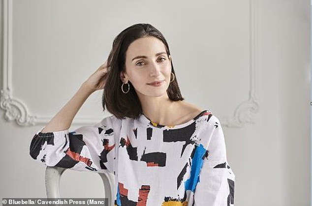 Emily Bendell, 39, wants to join the Garrick Club in London but cannot due to its 'men only' rule