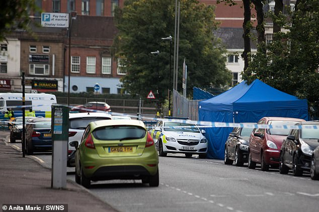 Police have this morning arrested a 27-year-old man on suspicion of murdering one man and stabbing seven others in a knife rampage in Birmingham