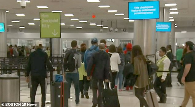 On Friday, the TSA screened 968,000 travelers, the largest number since March 17