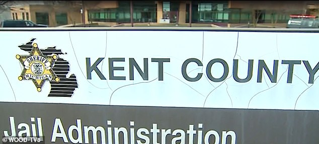 Kent County Sheriff's Office allowed Weaver to continue working after the brawl, saying that he was on a 'last-chance' agreement