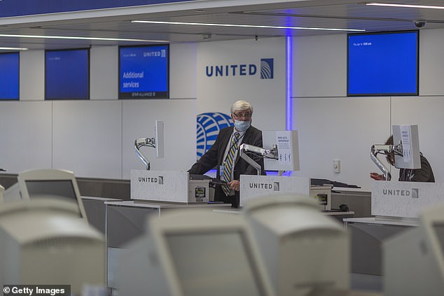 United Airlines says it will fly 40 percent of its full flight schedule by next month after adding new and restored flights amid the coronavirus pandemic