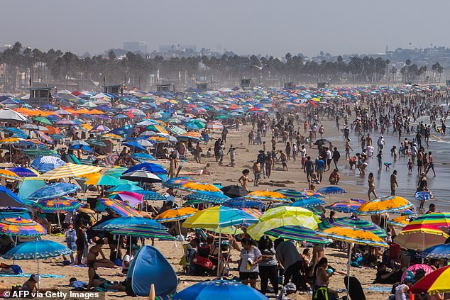 Los Angeles County recorded its highest-ever temperature on Saturday. The thermometer registered a staggering 121 degrees in Woodland Hills, eclipsing the county¿s previous record of 119 set on July 22, 2006