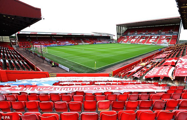Aberdeen vs Kilmarnock will be played in front of 300 supporters this weekend