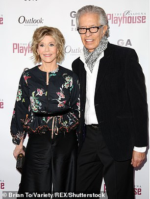 She was most recently in a longtime relationship with record producer Richard Perry, until they split in 2017; seen in 2016