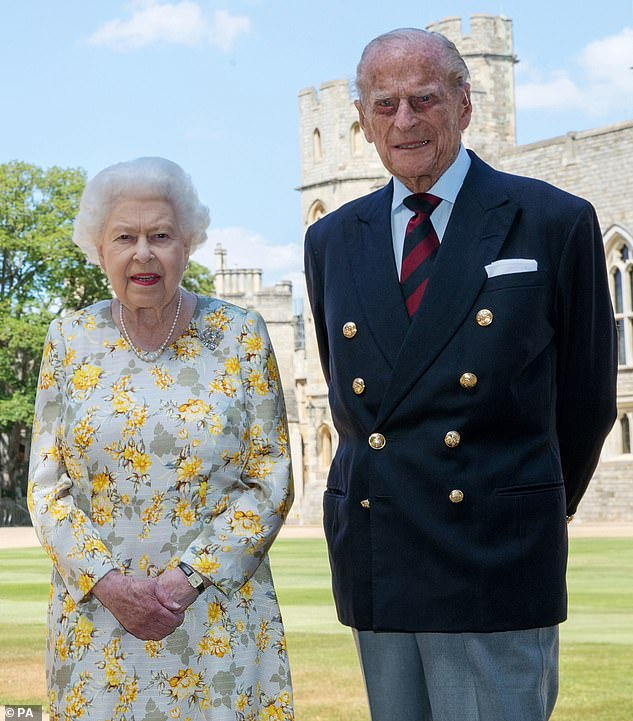 Palace officials are in the process of creating a special 'bubble' between Sandringham and Windsor Castle