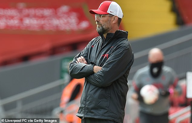 Liverpool boss Jurgen Klopp is said to be happy to keep him, but a new deal has yet to be offered