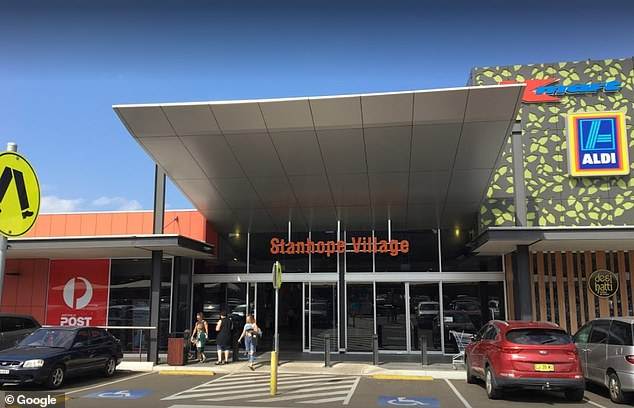 Stanhope Village Shopping Centre, including Kmart Stanhope Gardens, is among the other venues on alert