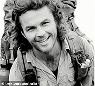 Sydney man William Mainprize, 25, (pictured)was identified as one of two Australian on board the ship