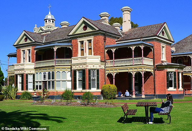 The Australian Catholic University (Strathfield, NSW, campus pictured) has the best employment rate for undergraduates three years after they finish university with 95.5 per cent of students now in jobs