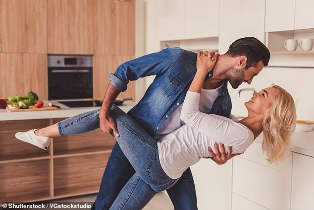 'It's time to talk rather than argue to reassess your romantic needs and get a greater balance of compromise in your relationship,' he said (stock image)