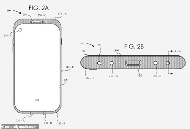 Apple has patented a new waterproof system for an upcoming phone. It's not known whether this system will be ready in time for the iPhone 12, which is due to be officially announced this October