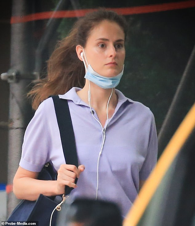 Obsessively jealous and fiercely loyal, this is Karyna Shuliak, 31, the woman who called herself Jeffery Epstein's girlfriend and was the last person to speak with the monstrous pedophile before his prison death last August