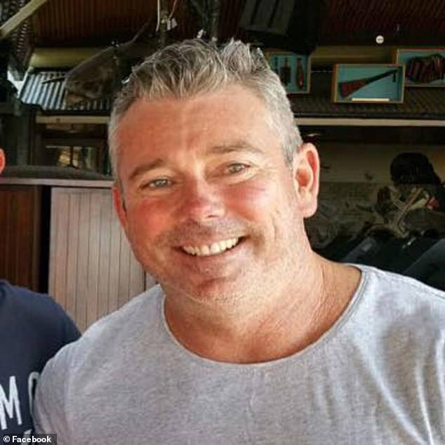 Nick Slater, 46, was fatally mauled at about 5pm on Tuesday off popular Greenmount Beach, on the Gold Coast tourist strip, in a rare attack where swimmers are protected by shark netting