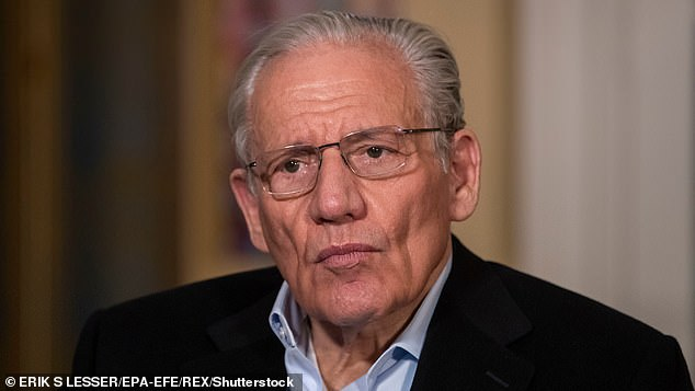 Bob Woodward interviewed the president as the virus was raging