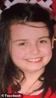 Kaitlyn Yozviak (pictured), a local 12-year-old girl who died on August 26 from 'excessive physical pain due to medical negligence'