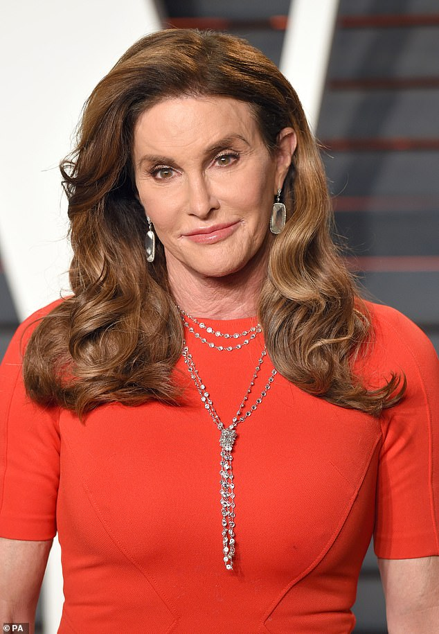 Caitlyn Jenner (pictured) who started the show as Bruce Jenner,was the only I¿m A Celebrity contestant not to be met by loved ones when she left the jungle