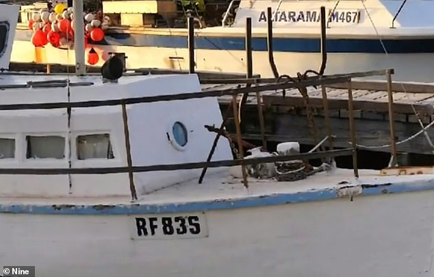 Rescue crews feared the worst as they had been missing for six days on their boat named 'Margrel', they had left Coffin Bay near Port Lincoln at 3pm last Thursday