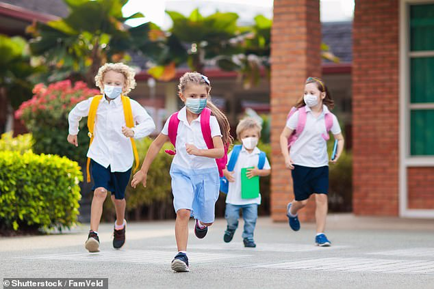 More school closures could happen if infections among school aged children rise, the chief medical officer hinted last night