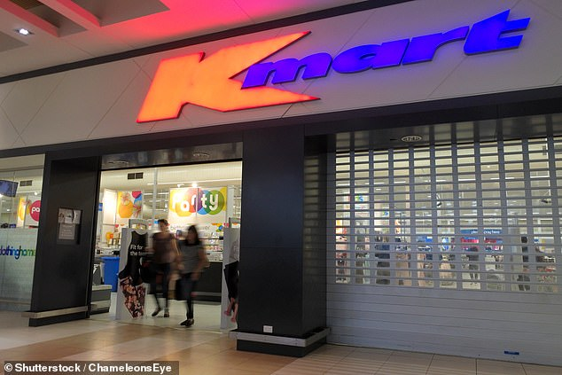 Kmart has pledged to continue paying staff who 'through no fault of their own' are unable to work