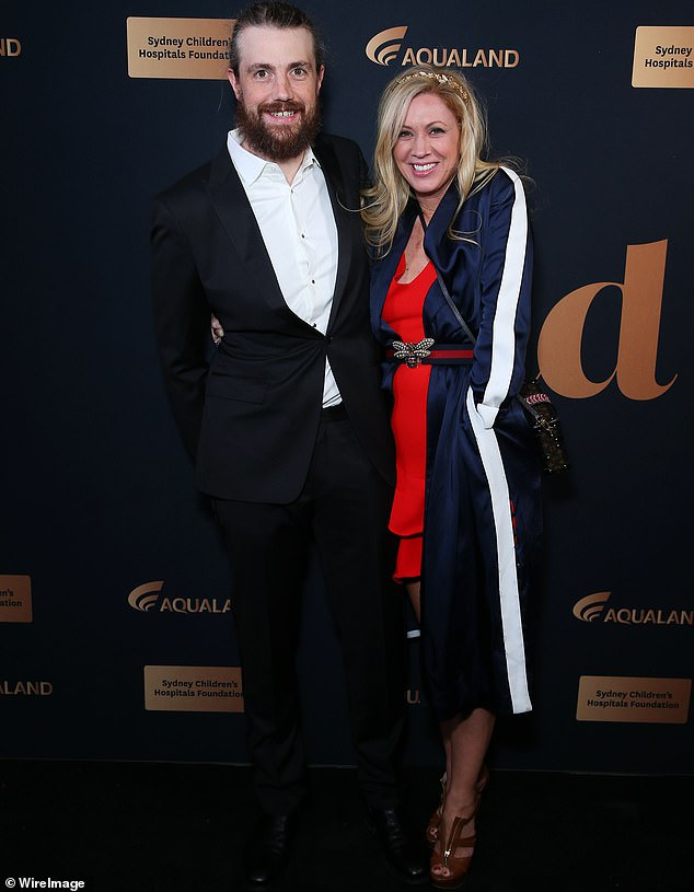 "Billionaire software tycoon Mike Cannon-Brookes and his wife Annie (pictured) purchased nearby ""Fairwater"" for $100million and also reportedly the former mansion of Jennifer Hawkins and Jake Wall for a record $24.5million in the Northern Beaches"