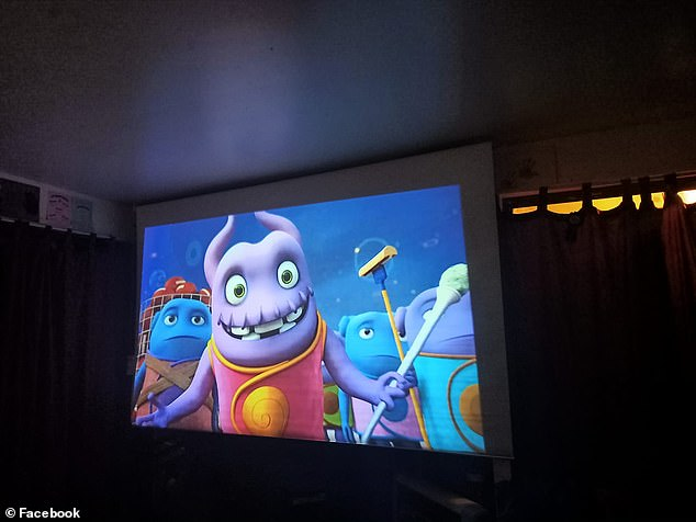 Others who were searching for a new TV abandoned looking altogether after they purchased the projector