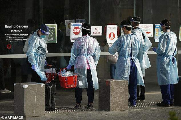 Cleaners have put themselves in the front line of COVID-19 infection risk