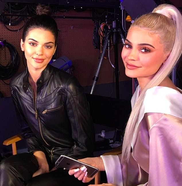 Discussing Kylie's departure, they added: 'Kylie is making billions of dollars through her make-up line and product endorsements - she doesn't need the show, and like Kendall, has always struggled with fame and being in the spotlight'