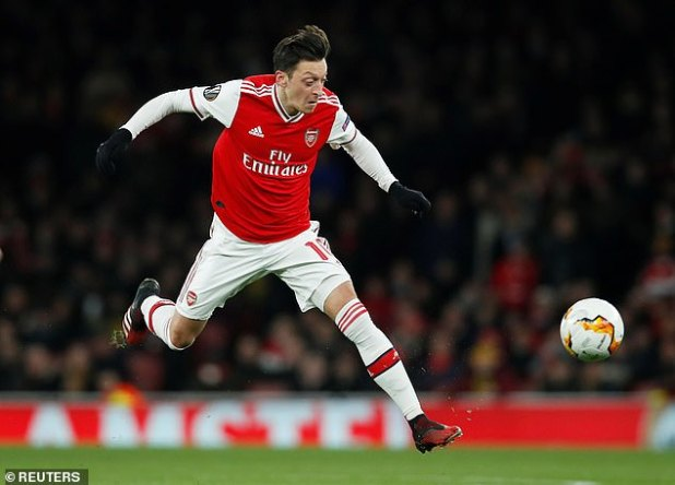 The debate over the role of Mesut Ozil in Arsenal has been hot for some time.