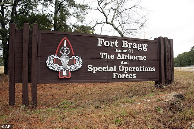 On Thursday the North Carolina Army base Fort Bragg announced a paratrooper died in a jump training accident on Wednesday at Fort Stewart in Georgia